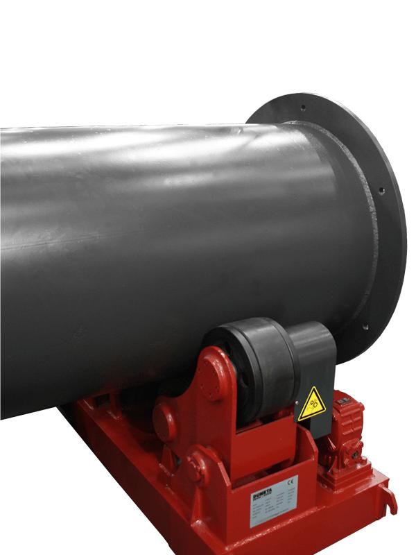 Lasrolstelling MTindustry HGz Serie 4