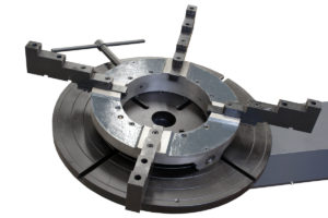Klauwplaat WPS4 600mm MTindustry