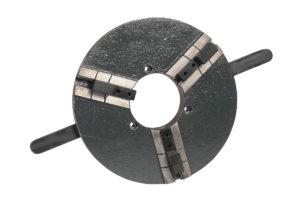 Klauwen tbv D-400 Snelspanner 3-klauwplaat