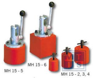 SAV Potmagneet MH15.2 70x63mm