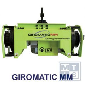 Giromatic GPMM-4-200, 4.000kg, 2.000mm