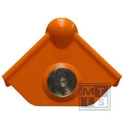 MagProtect MPS_M1-65, veiligheidshoek, Model met magneet en schroefgat