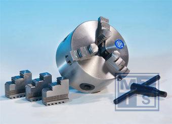 K11-200a Zelfcentrerende 3-klauwplaat
