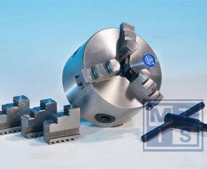 K11-500a Zelfcentrerende 3-klauwplaat