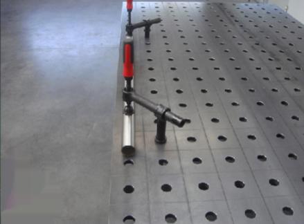 Lastafel toebehoren: 4 wielen met remmen