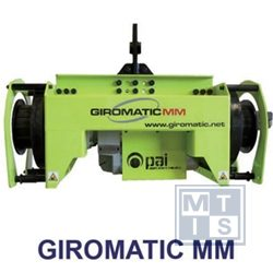 Giromatic GPMM-2-100, 2.000kg 1.000mm