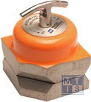 Lasmagneet: WM-P voor rond en vlakmateriaal