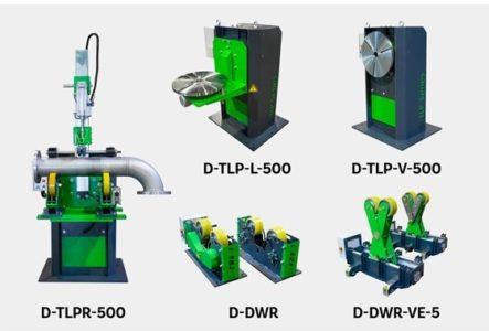 MTindustry D-Serie lasmanipulator