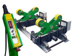 5.000kg DWR-VE-5 Lasrolstelling met vaste werkhoogte
