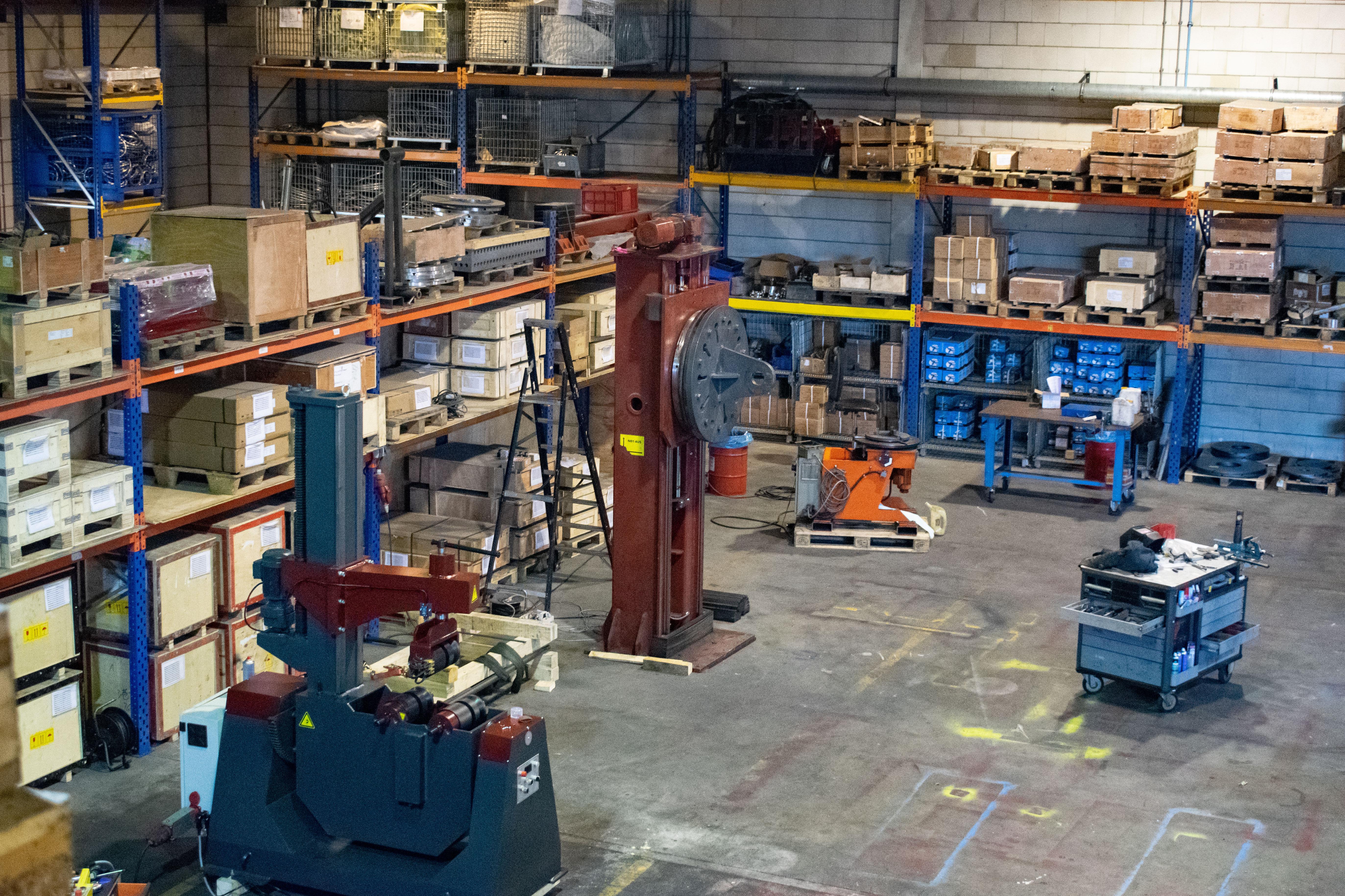 MTindustry Werkplaats